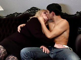 Taboo home story with aged bbw mommy and lad