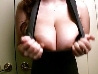 Large tits, nipps and body - the most good