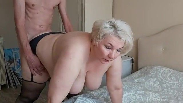 Homemade fuck to big o bbw obese belgian mamma from vrouwtjes.be