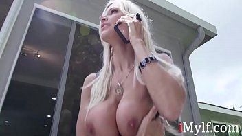 Grateful milf does neighbour a favor- brittany andrews