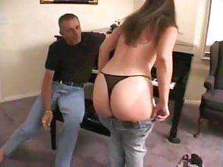 Juvenile mother pumping old man next door for cash