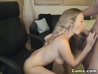 Hawt golden-haired wife screwed hd
