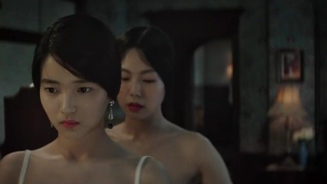 Korean video sex scenes kim tae ris sex scenes in the handmaiden 2016