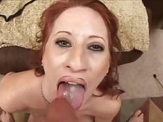 Red head cocksuck gulp